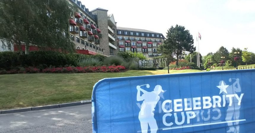 The Celebrity Cup at The Celtic Manor